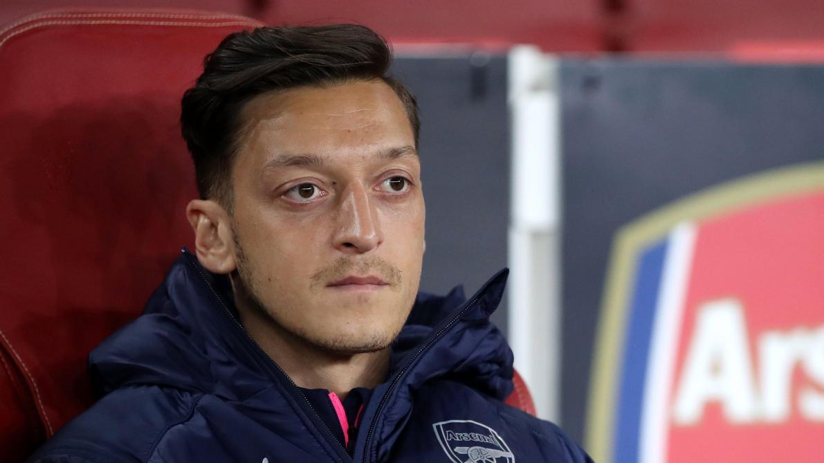 Özil en passe de résilier — Arsenal