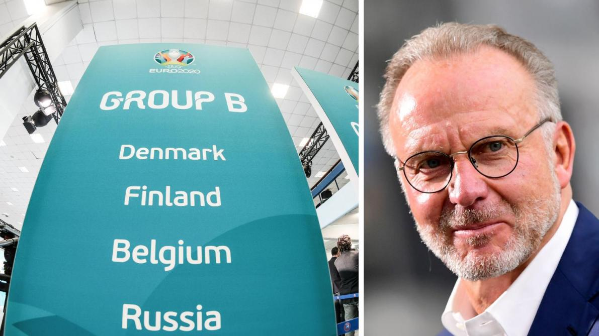 Rummenigge confirme que l'Euro 2021 pourrait avoir lieu dans un seul pays