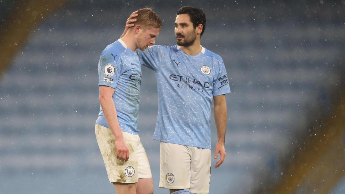 Manchester City : De Bruyne absent 4 à 6 semaines