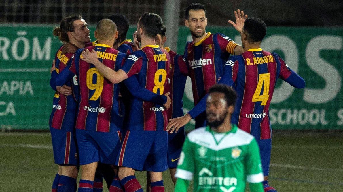 Cornella - Barça : la compo probable et les absents de Koeman