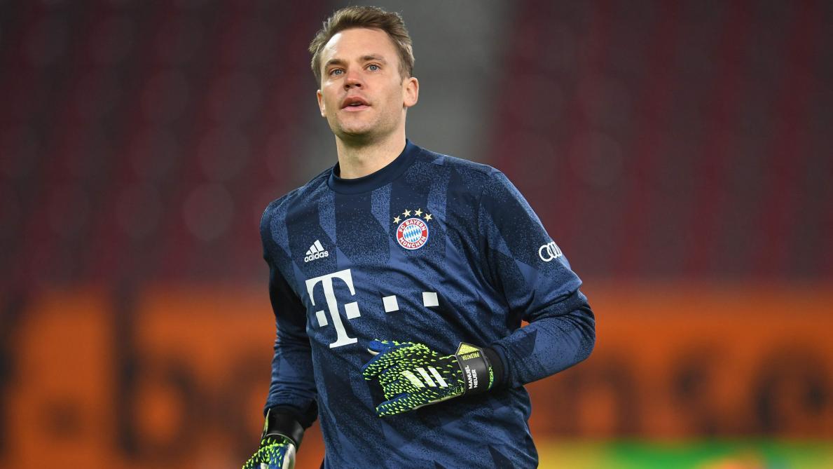 Foot - ALL - Bayern - Manuel Neuer (Bayern Munich) bat le record de clean sheets d'Oliver Kahn