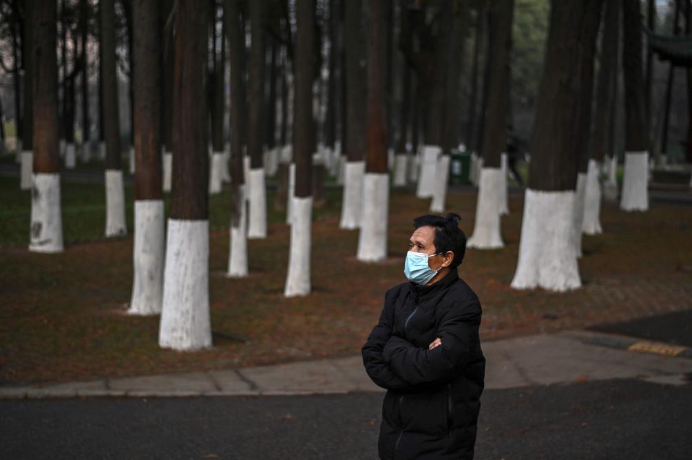 Coronavirus : l'OMS entame sa mission en Chine