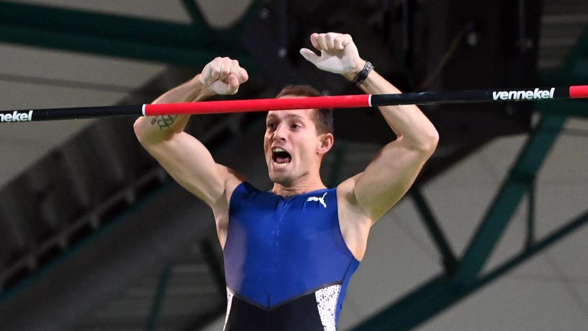 Perche: Lavillenie repasse enfin la barre des 6 mètres!