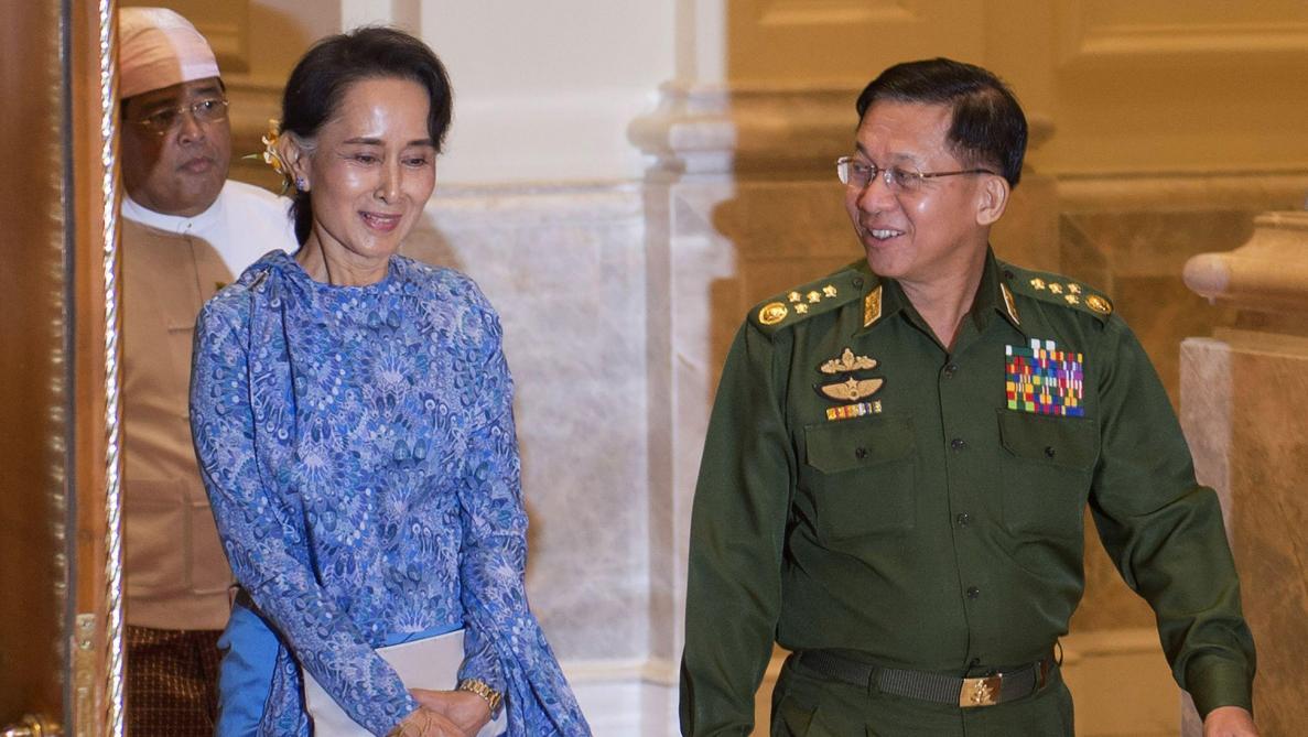 L'armée birmane tient fermement le pays au lendemain du coup d'État