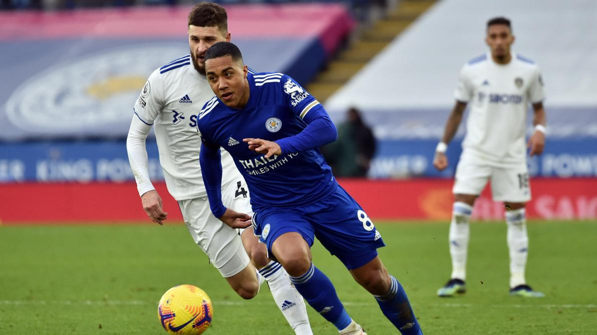 Youri Tielemans pourrait bientôt prolonger son contrat à Leicester City