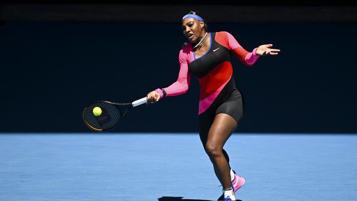 Open d'Australie: Serena Williams s'impose sans forcer, Andreescu surprise au deuxième tour
