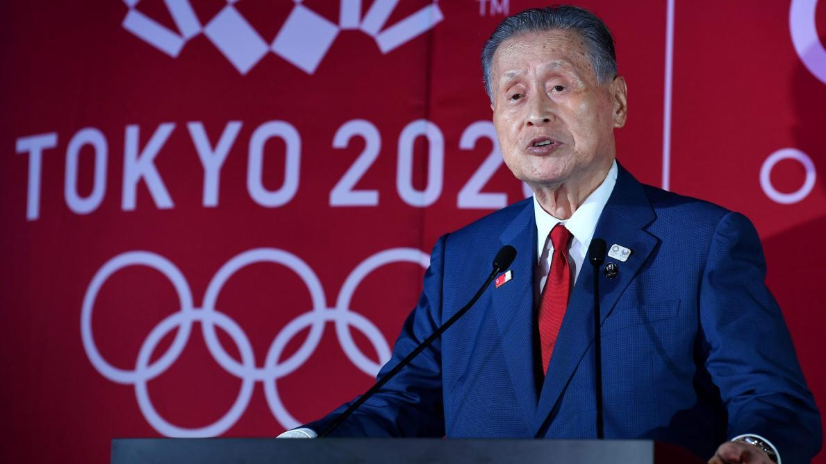Le président des JO de Tokyo-2020 s'apprête à démissionner après ses propos sexistes - Le Soir