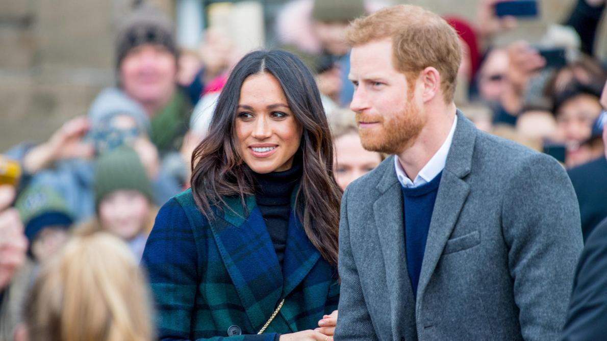 Le prince Harry et Meghan attendent leur deuxième enfant - Le Soir