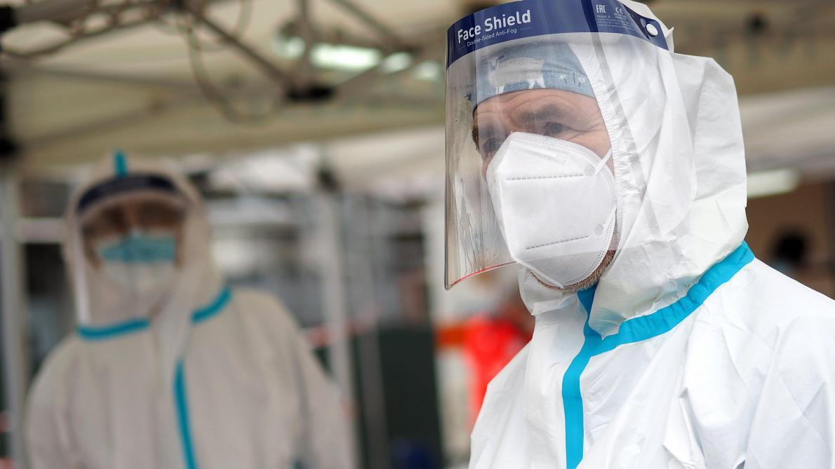 Coronavirus: une mutation inquiétante du variant britannique émerge aux Pays-Bas - Le Soir