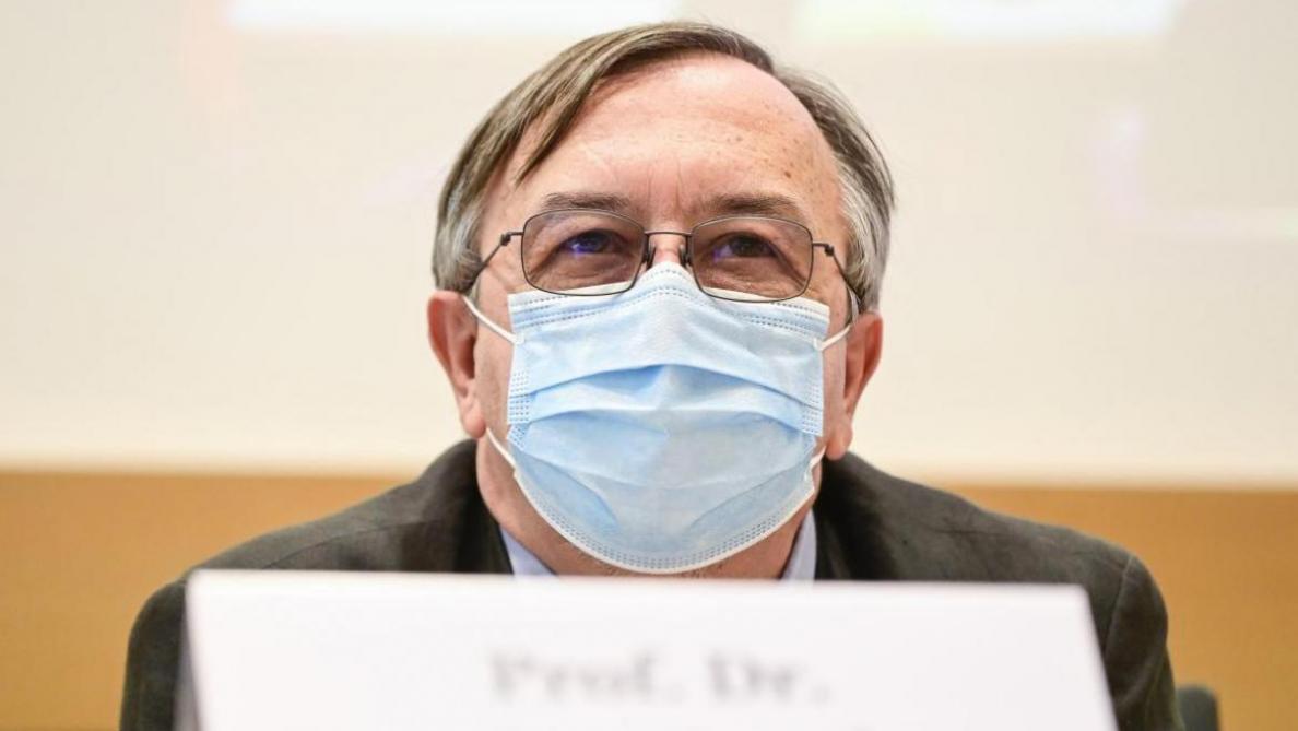 Coronavirus: «Des temps meilleurs vont certainement venir», selon Yves Van Laethem - Le Soir