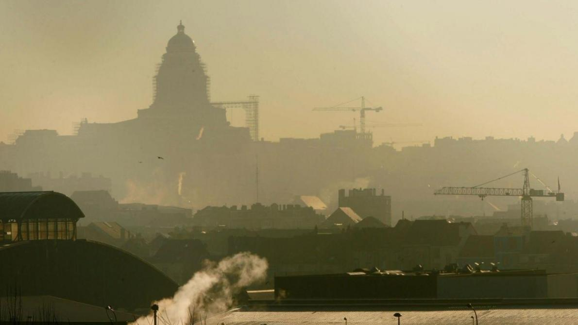 Un important nuage de poussière du Sahara en Belgique ce week-end
