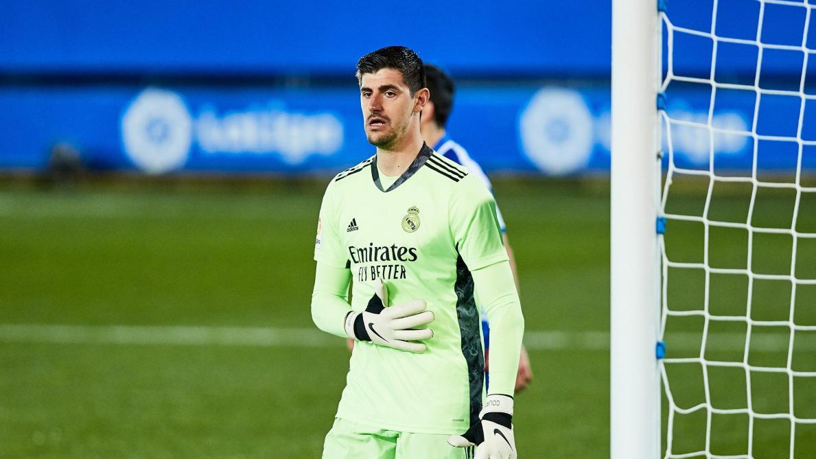 Courtois décisif et élu homme du match lors du succès du Real Madrid contre Valladolid (vidéos) - Le Soir