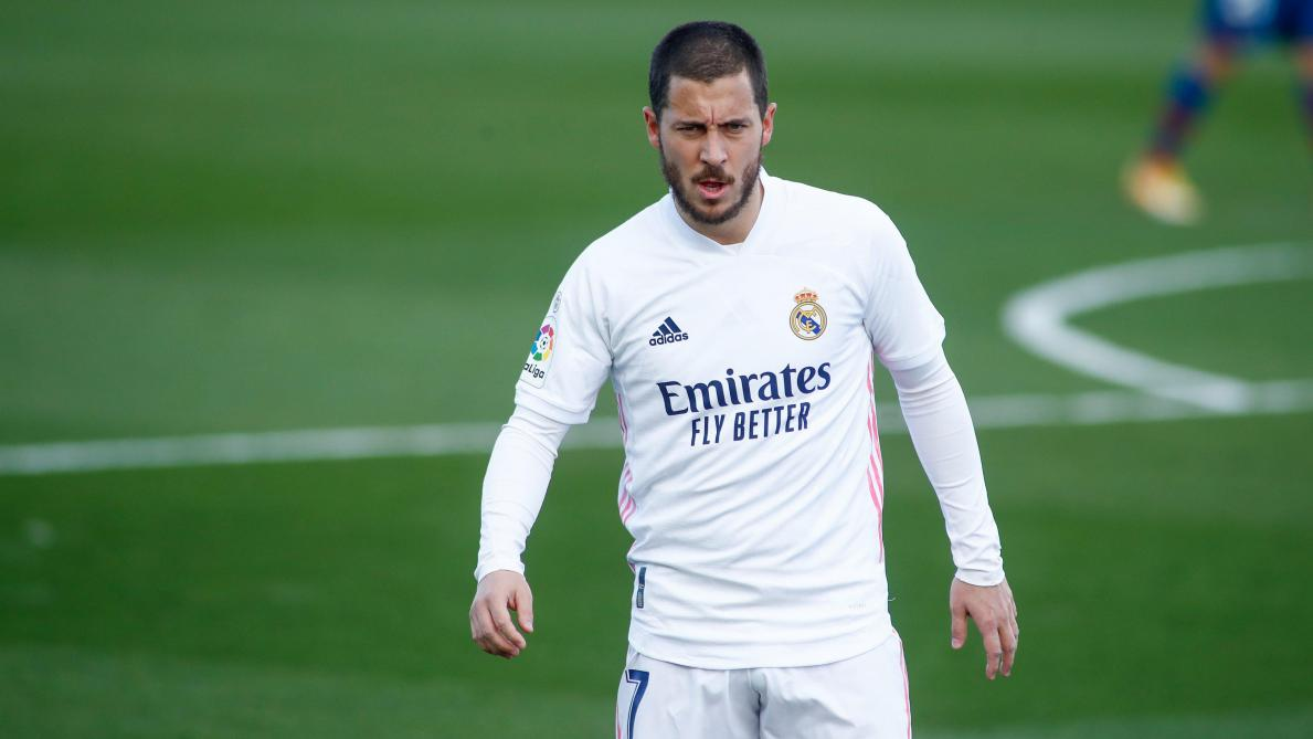 Eden Hazard victime de blessures à répétition: «Il paye le prix de nombreux problèmes physiques» - Le Soir