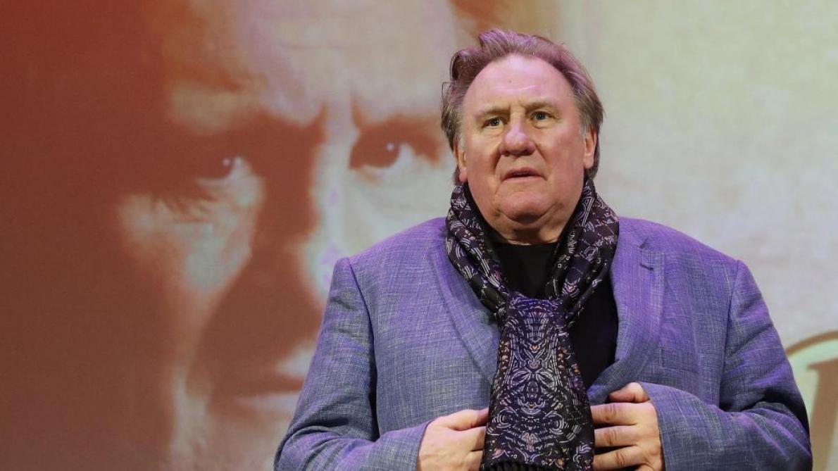 Gérard Depardieu mis en examen pour «viols» et «agressions sexuelles» - Le Soir