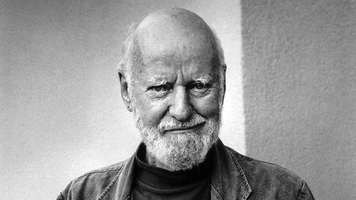 Lawrence Ferlinghetti en 1982.