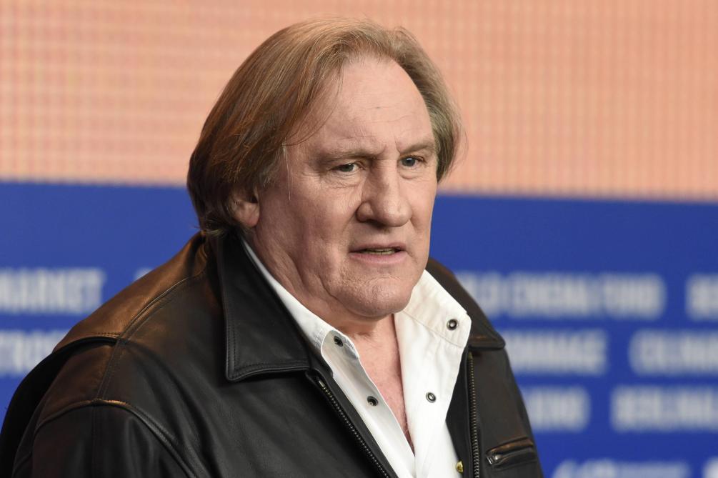 Gérard Depardieu mis en examen en décembre pour «viols»: l'acteur conteste les faits - Le Soir