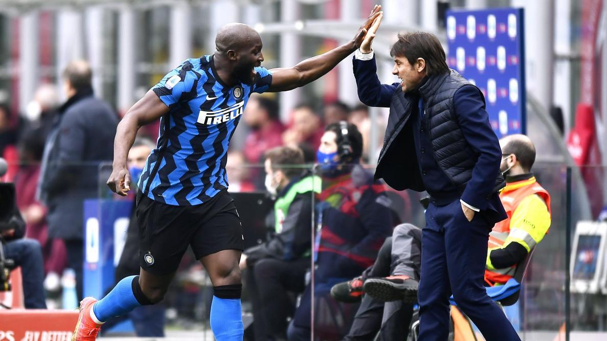 Antonio Conte dingue de Romelu Lukaku: «Un footballeur atypique» (vidéo)