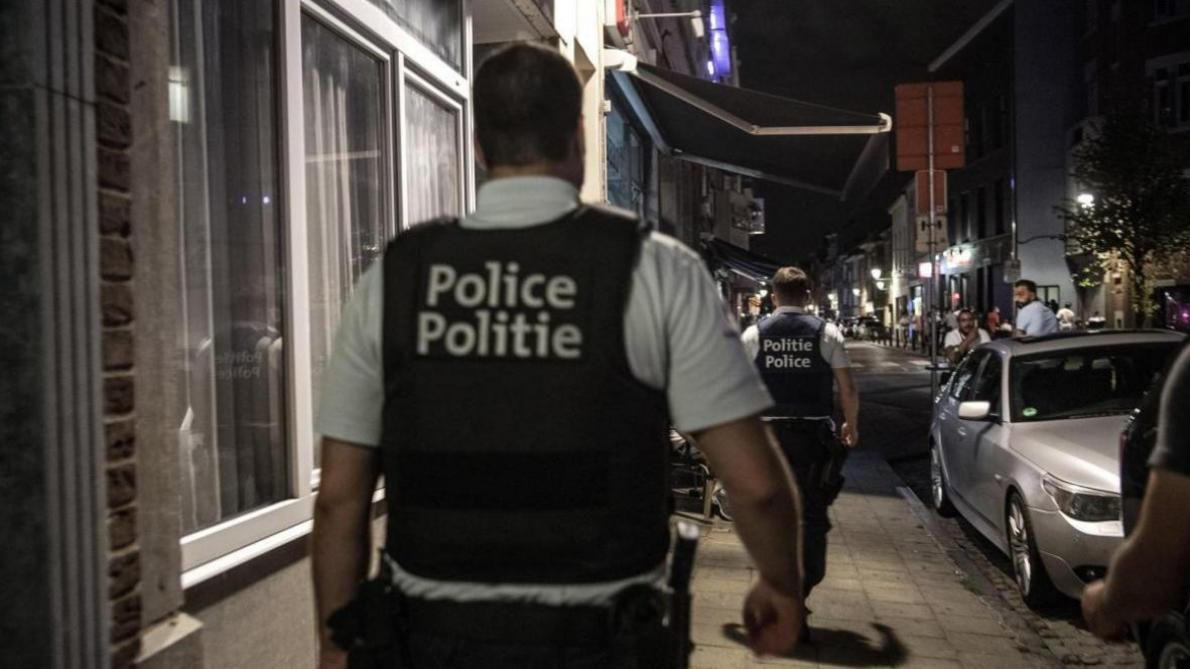 Coronavirus: la police met fin à une fête clandestine de 25 personnes - Le Soir