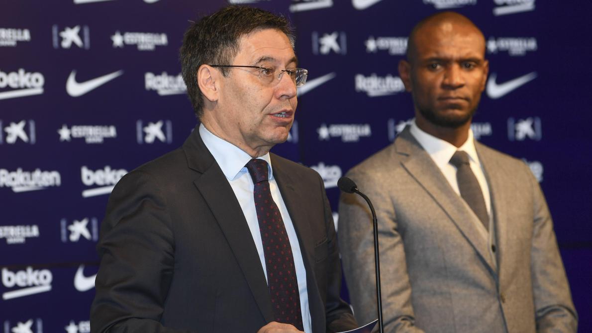 Opération de police au siège du FC Barcelone: l'ancien président Bartomeu en garde à vue - Le Soir