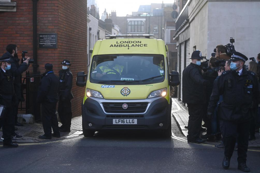 Royaume-Uni: déjà hospitalisé, le prince Philip, 99 ans, est transféré vers un autre hôpital - Le Soir