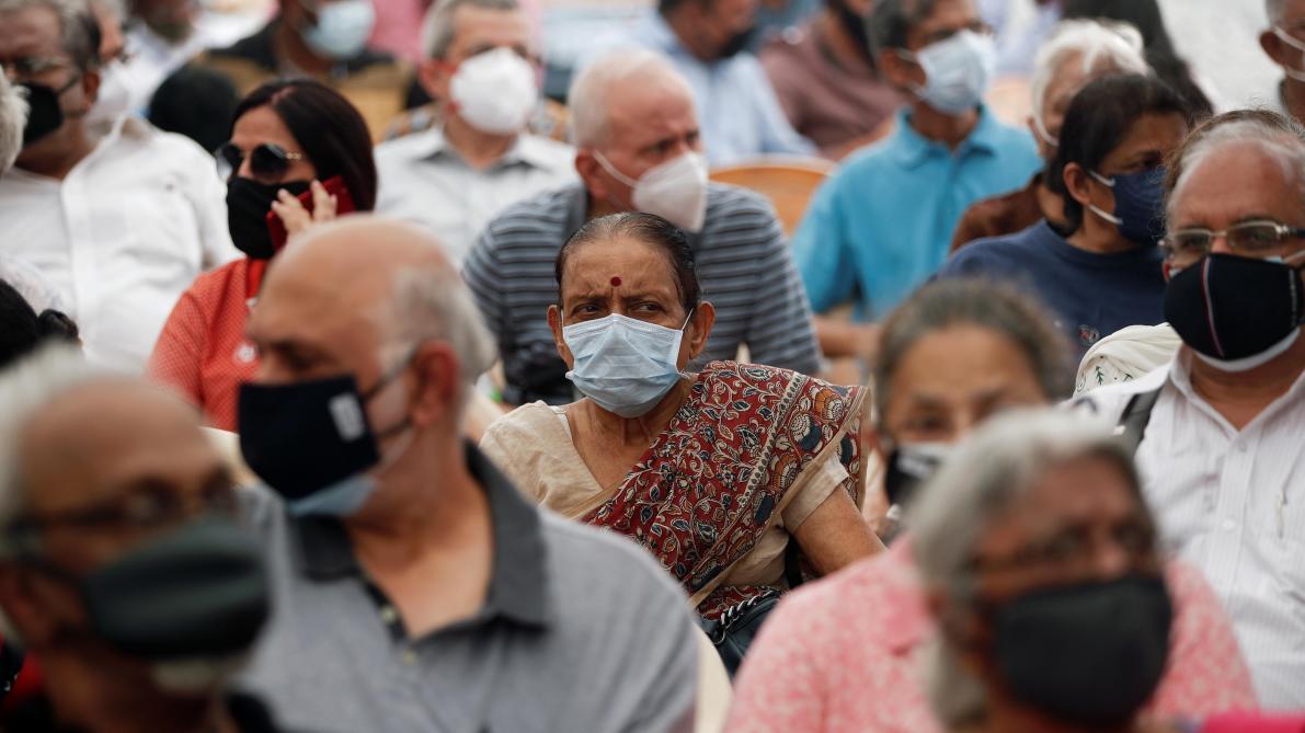 Le coronavirus ne sera pas vaincu d'ici la fin de l'année, selon l'OMS - Le Soir