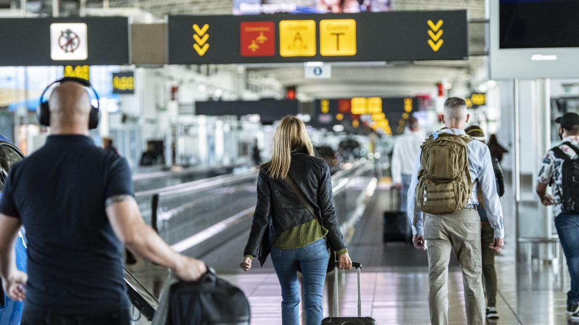 Coronavirus: le Conseil d'État maintient l'interdiction des voyages non essentiels - Le Soir