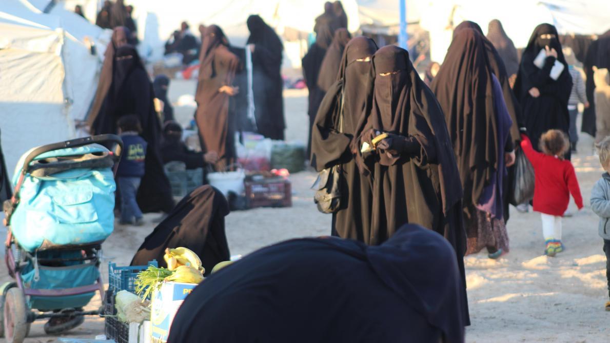 Belges en Syrie: la Belgique se prononce pour le rapatriement des mères «au cas par cas»