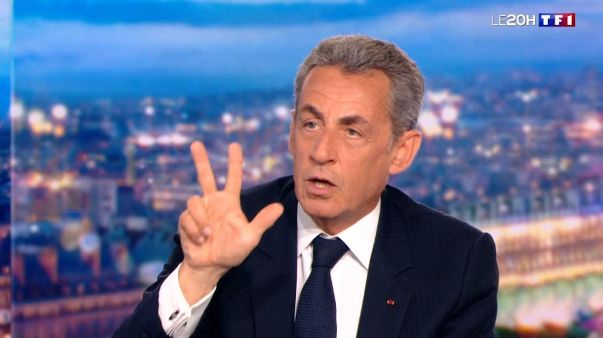 Condamnation de Nicolas Sarkozy: le parquet financier fait appel - Le Soir