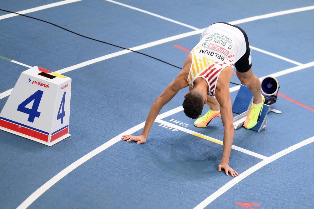 Euro d'Athlétisme en salle: les Tornados terminent 4e du relais 4 x 400m, les Pays-Bas s'imposent