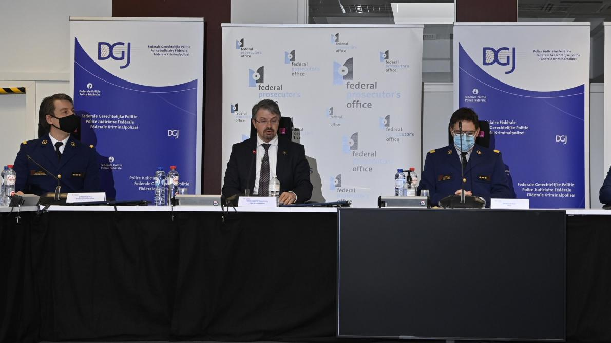 Trois avocats impliqués dans la plus grande opération de police jamais organisée - Le Soir