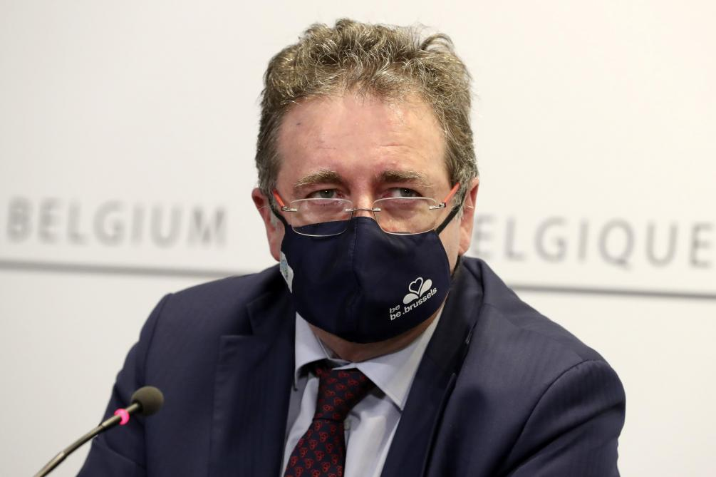 Bruxelles: le couvre-feu maintenu à 22h jusqu'au 31 mars - Le Soir