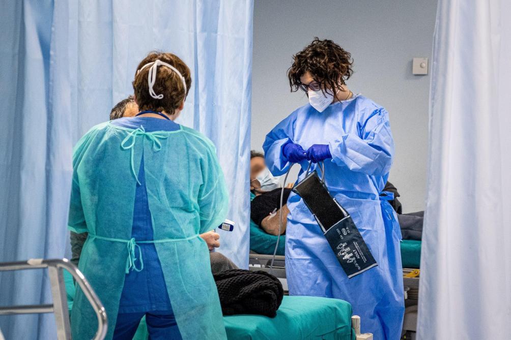 Le variant britannique du coronavirus plus mortel, selon une nouvelle étude - Le Soir