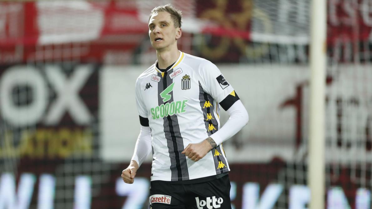 Lukasz Teodorczyk sera absent contre Bruges.