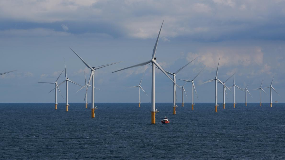 Energie: des éoliennes en mer du Nord à l'arrêt à cause des prix négatifs - Le Soir