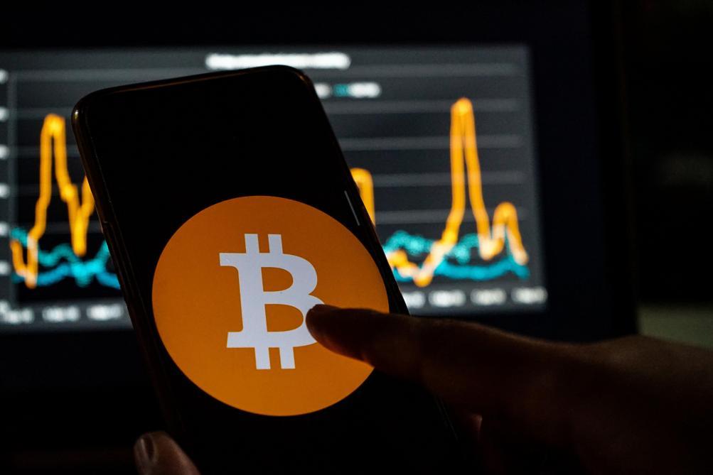 Le bitcoin dépasse la barre des 60.000 dollars - Le Soir