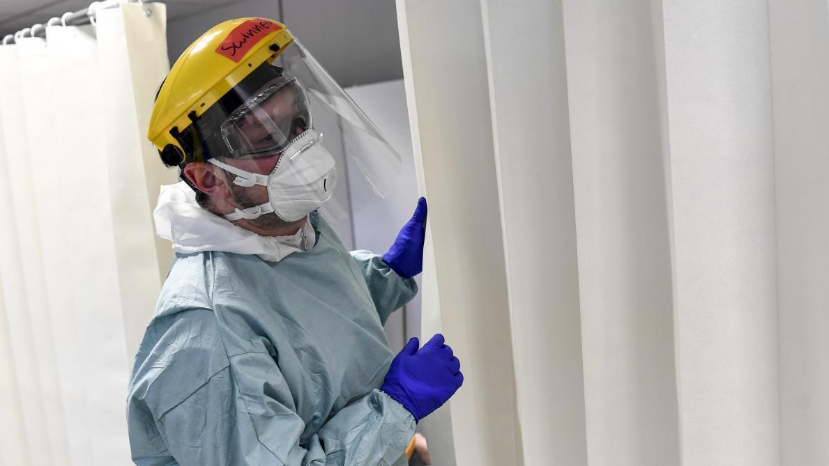 Les hospitalisations en hausse de plus de 25% — Coronavirus