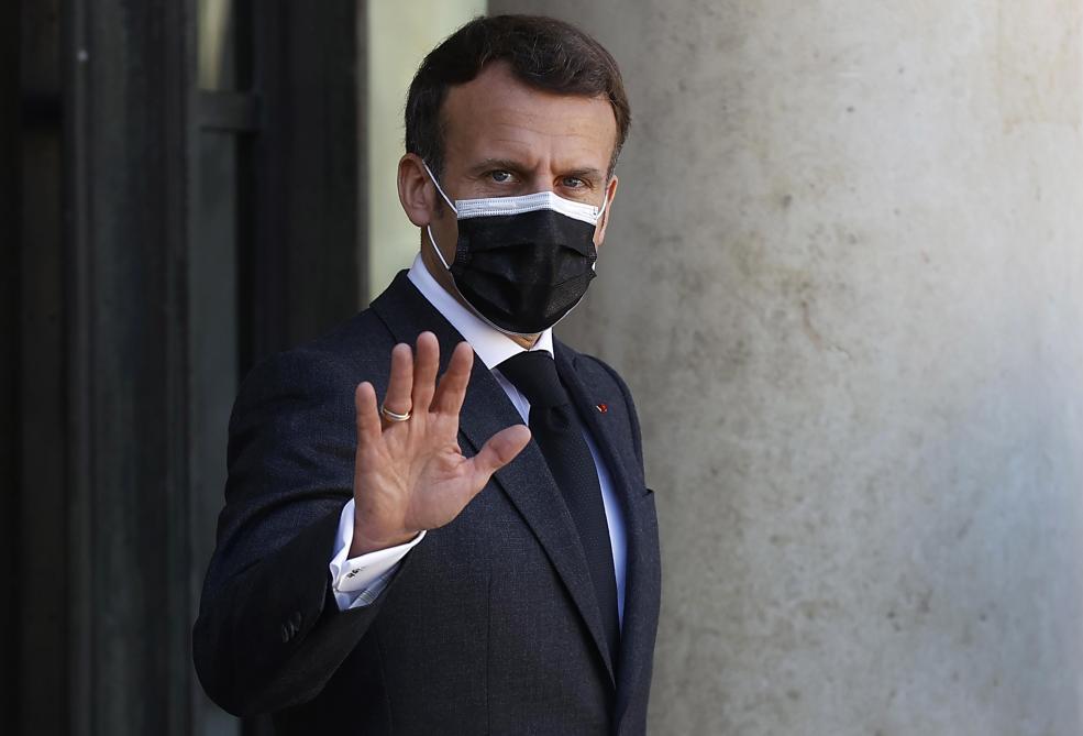 Image Coronavirus: Emmanuel Macron s'exprimera ce mercredi soir