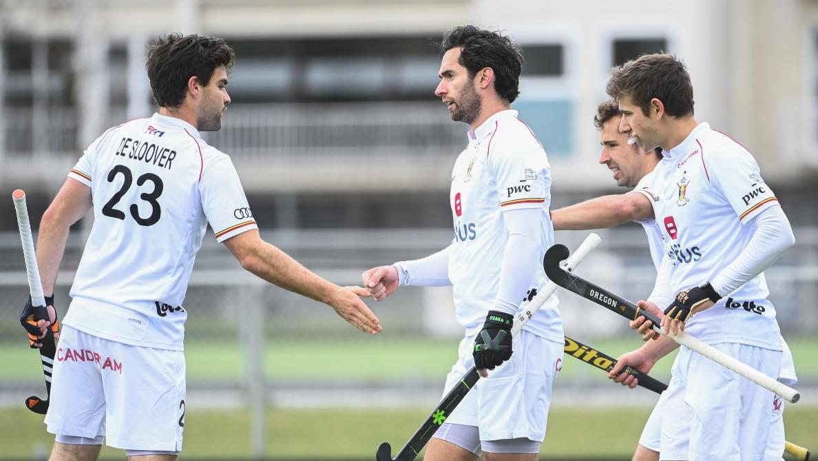 Hockey: les Red Lions sans pitié en amical face au Canada (8-1)