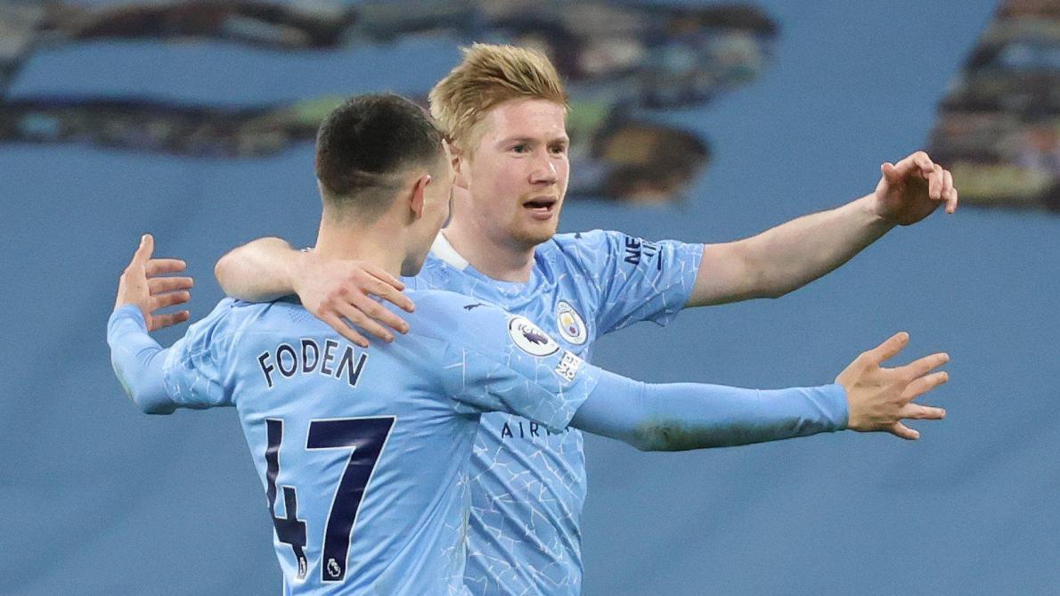 Manchester City champion d'Angleterre, un sacre sans rival — Premier League