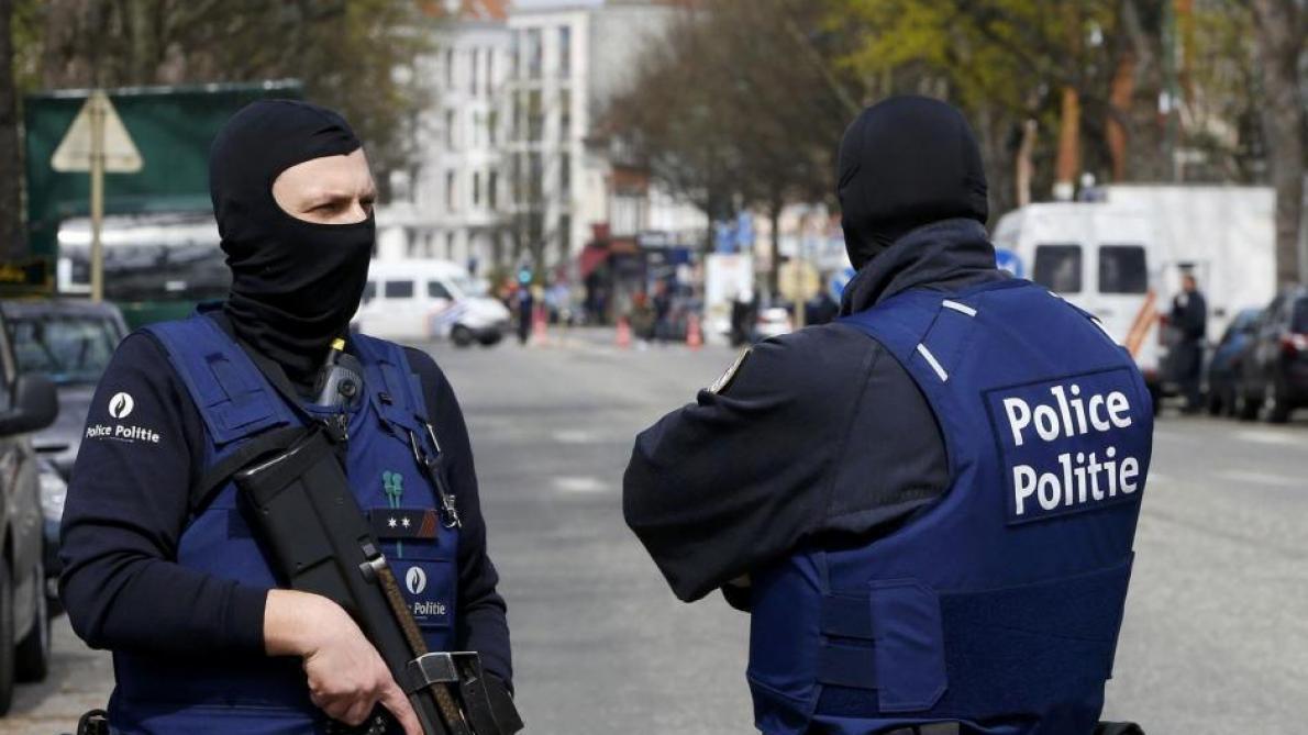 Chasse à l'homme en Flandre la police néerlandaise en état d'alerte