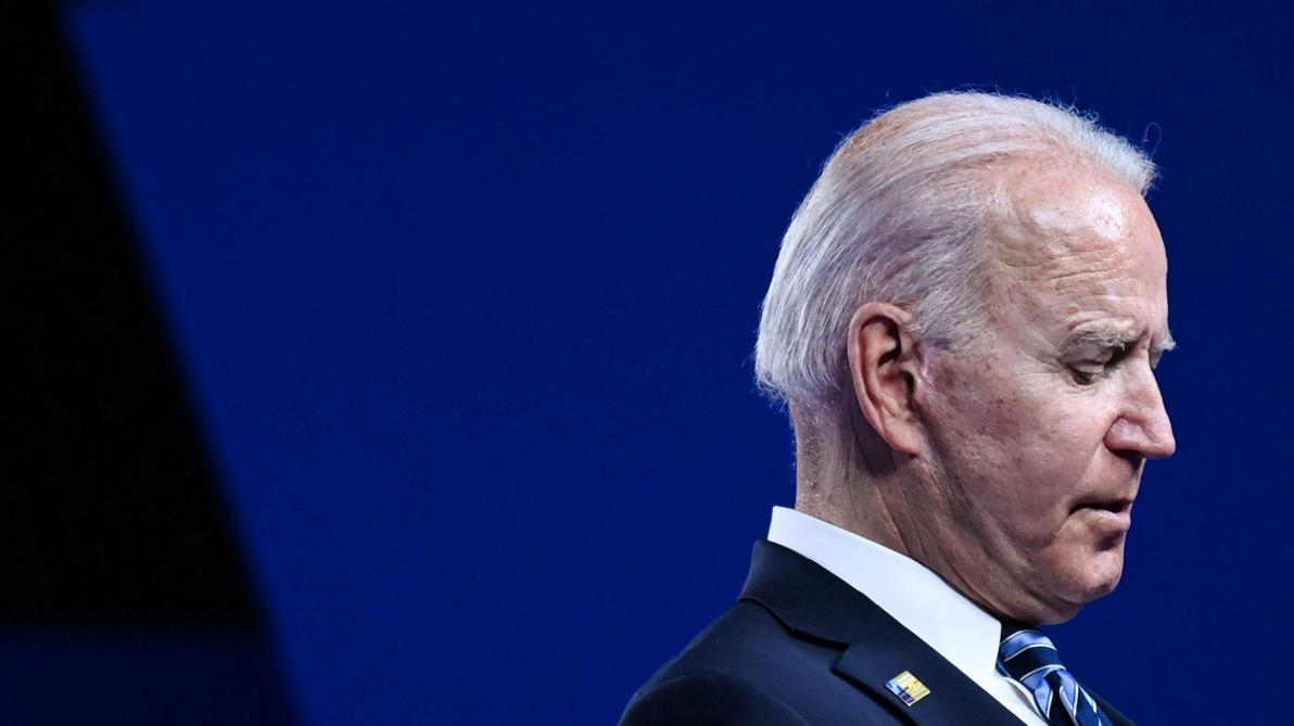 Le président américain Joe Biden est arrivé en Belgique (photos)