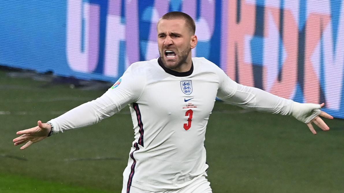 Euro 2020: un joueur anglais aurait joué les matchs avec  des côtes cassées