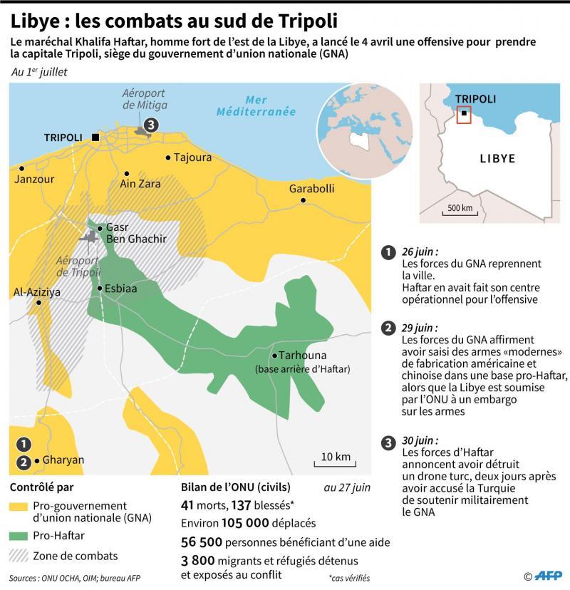 Libye: l'Union africaine