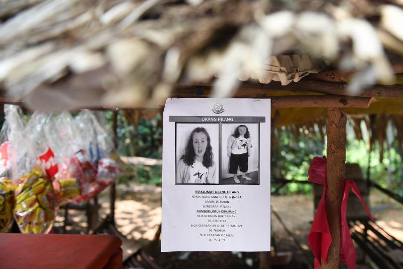 Le corps de la jeune Franco-Irlandaise retrouvé dans la jungle — Malaisie