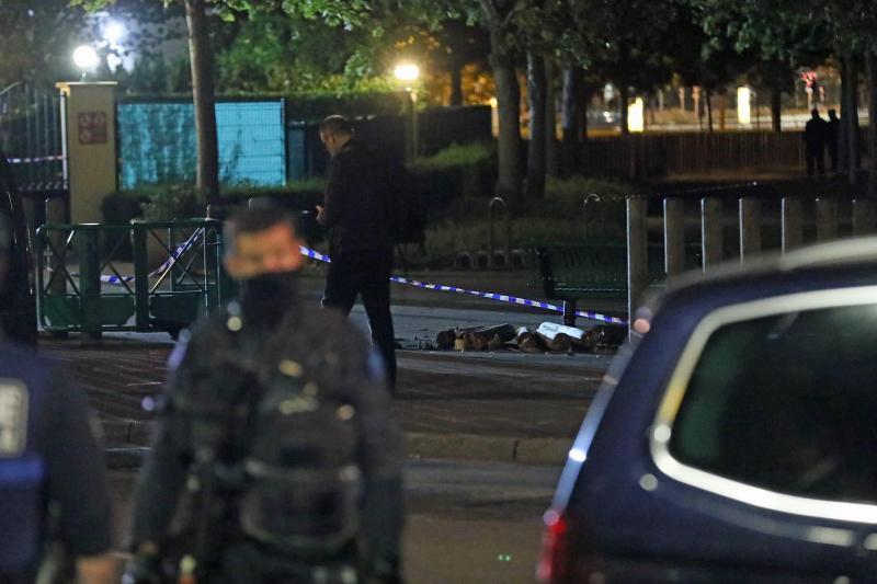 Un homme fonce en voiture sur la mosquée de Colmar et se poignarde: «A quelques minutes près, c'était un