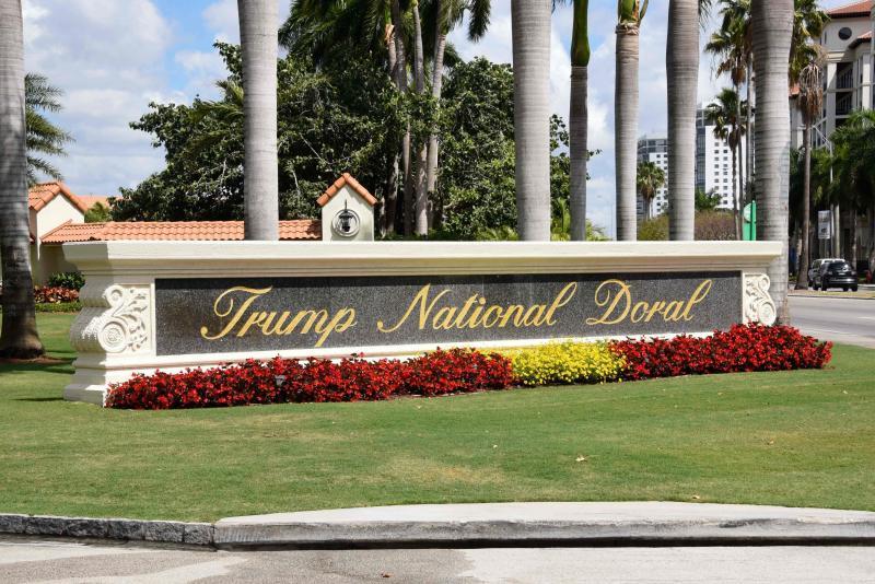 Trump renonce à accueillir le G7 dans son golf floridien