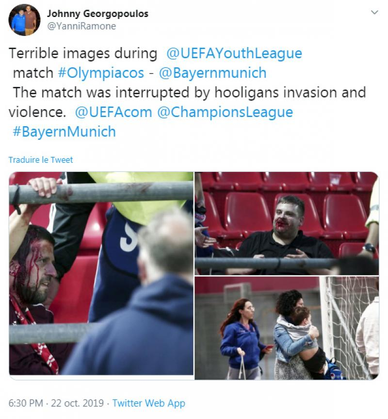 Gros coup dur pour Lucas Hernandez — Bayern Munich