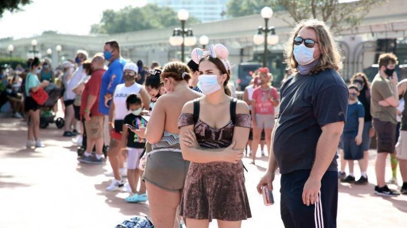 L'OMS annonce un nouveau record de contaminations — Coronavirus