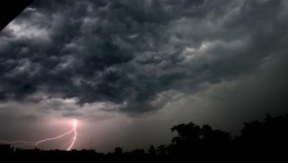 Nouvelle alerte aux orages pour cette nuit