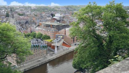 Le projet téléphérique à Namur est en échec, selon le PS